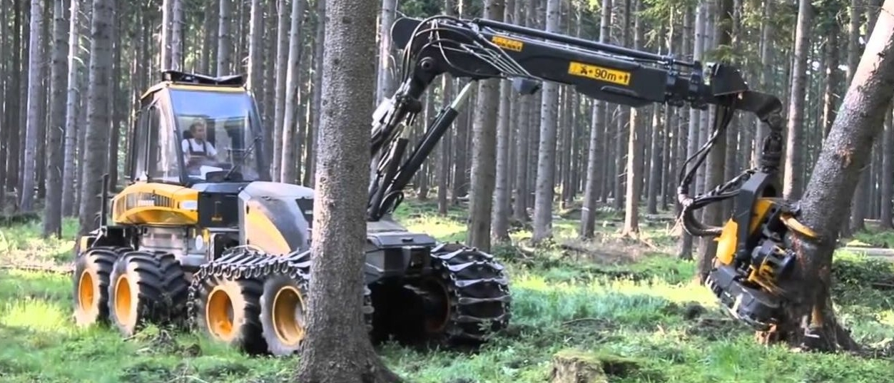 The 6 Most Amazing Monster Logging Machines