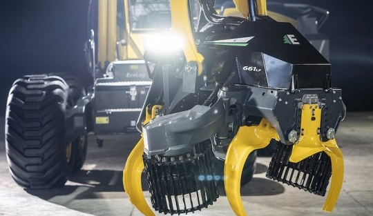 Eco Log launches its own series of harvester heads