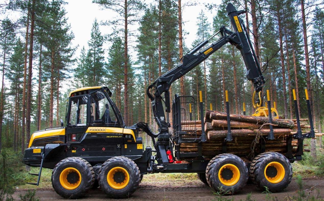 Forwarder: history, overview, characteristics